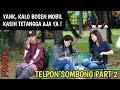 Telponan Sombong Disamping Orang Part 2 | Prank Indonesia