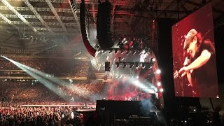 AC/DC Tacoma Dome 2-2-16 - Multiple Songs