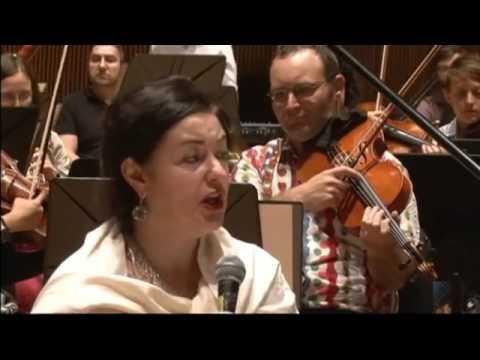 Тамара Гвердцители в Нью-Йорке (репортаж с репетиции в Карнеги-холл)