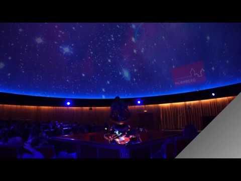 Nicolaus Copernicus Planetarium in Nürnberg:
