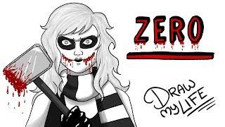 ZERO | Draw My Life 💀 Creepypasta del origen de Zero thumbnail