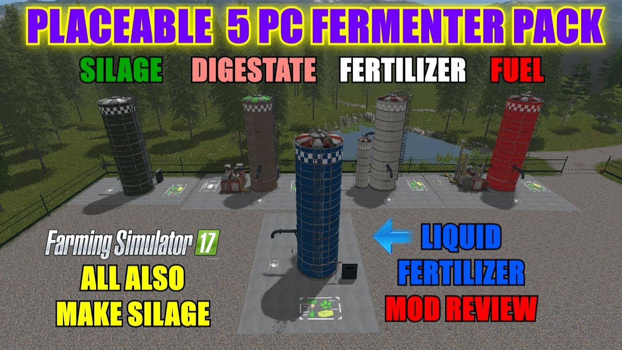 how to get infinite liquid fertilizer in fs 17