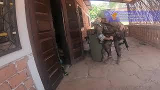 Военные действия в центральной африке (перезалив)