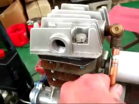 fix air compressor  building pressure easy fix