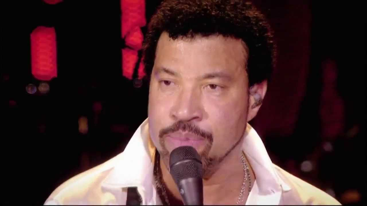 Lionel Richie Stuck On You Youtube
