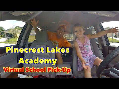 Pinecrest Lakes Academy Virtual Car Rider Pick-Up!