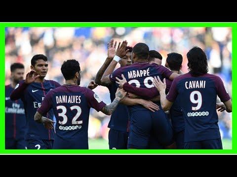 Dernières nouvelles | Grâce à un doublé de Kylian Mbappé, le PSG domine péniblement Angers (2-1)
