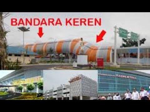 Bandara Raden Inten II Lampung | Bandara Mewah Keren
