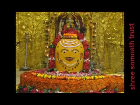 Shree Somnath Trust Shravan Month Shringaar
