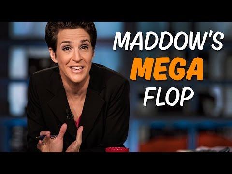 Trump Tax Returns Make Rachel Maddow Look Foolish