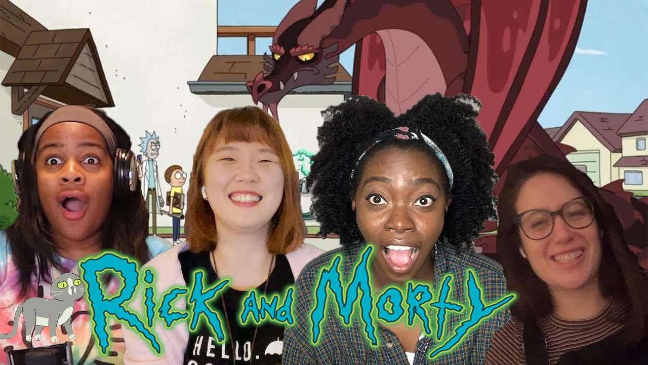 """Download Rick and Morty - Season 4 Episode 4 """"Claw and Hoarder: Special Ricktims Morty"""" REACTION!!"""