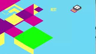 Up Next | Template Blue | Boomerang Mena