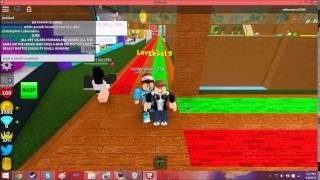 Minigames Roblox Ripull: chat racista.