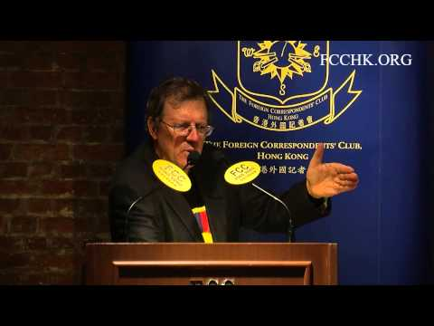 2014.11.26 - Michael Buckley (Topic: Meltdown in Tibet)