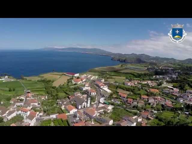Miradouros - Video promocional da freguesia de Santo António, Ponta Delgada, São Miguel - Açores