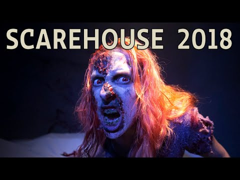 Scarehouse 2018 - Pittsburgh's Scariest Haunted House!