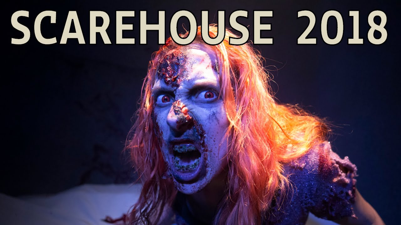Scarehouse 2018 Pittsburgh S Scariest Haunted House Youtube