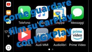 Come Installare NGXPlay E Guardare Video Su CarPlay