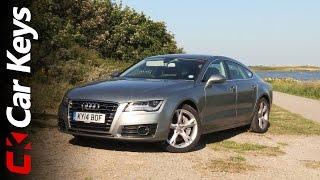 Audi A7 2014 review - Car Keys