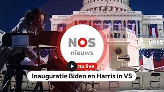 TERUGKIJKEN: Inauguratie Biden als president Verenigde Staten