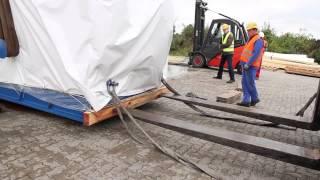 видео Газопоршневые установки MWM