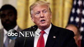Trump takes on Biden l ABC News
