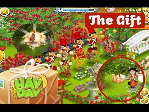 Hay Day - The Gift - 10 Giftcards - YouTube