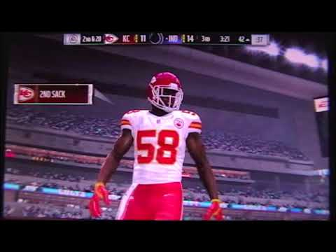 Madden 17 Indianapolis Colts Vs Kansas City Chiefs