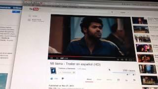 Mi Tierra: Tráiler En Español HD 1080P