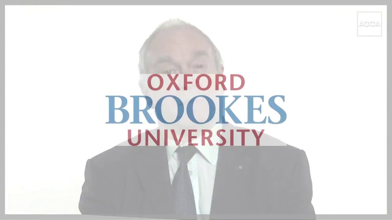 oxford brookes university bsc in applied Acca and oxford brookes university have worked together to develop bsc (hons) in applied accounting, which is available exclusively to acca students who wish to obtain a degree while studying towards the acca qualification.