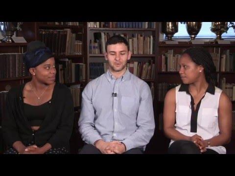 Amherst Voices: Senior Perspectives -- Pt. 3: After Graduation