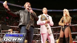 """""""Miz TV"""" with special guest WWE Champion Dean Ambrose: SmackDown, June 30, 2016"""