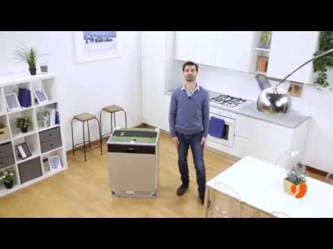 Recensione Lavastoviglie Siemens iQ500 - YouTube