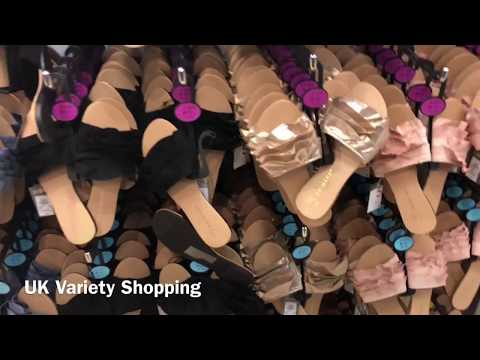 Sandals & Shoes in Primark May 2018 part-1