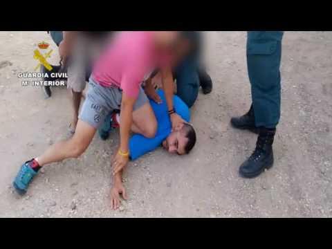 Detencion parricida Níjar