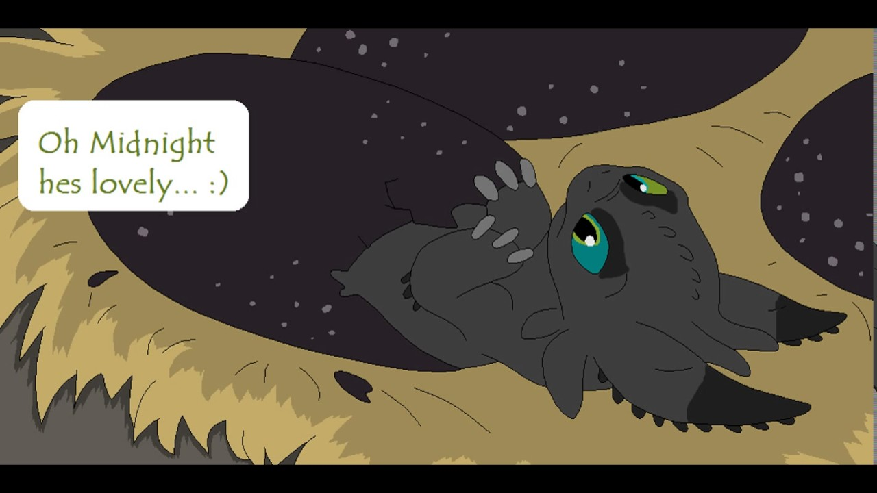 How to train your dragon comic toothless new family youtube how to train your dragon comic toothless new family ccuart Image collections