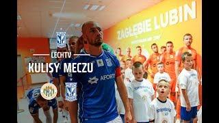 Kulisy meczu: Zagłębie Lubin - Lech Poznań 2:1