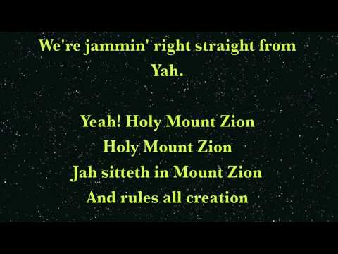 Jammin - Bob Marley (Lyrics HD)