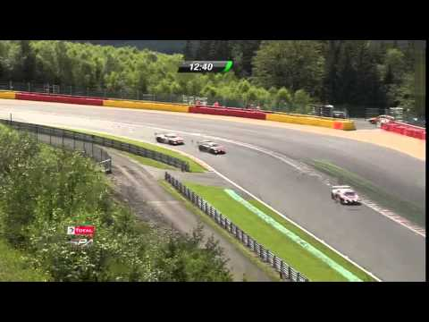 Blancpain Endurance Series LIVE: Spa, Belgium, 28th-29th July 2012 Watch Again Part 4 | GT World