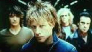 Bon Jovi - You Give Love A Bad Name Lyrics (Remake)