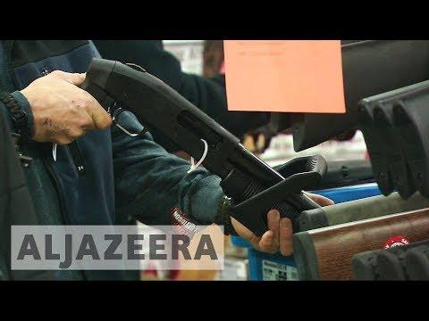 Las Vegas massacre renews debate over gun control laws