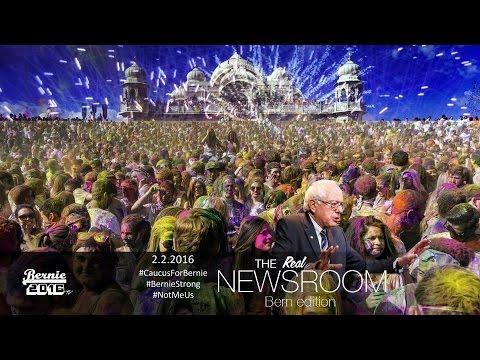 The Real News Room - Bern Edition - 2.2.2016