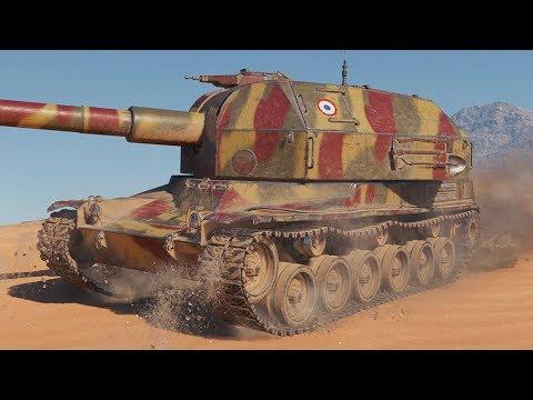 Bat.-Châtillon 155 58 – Horseman of the Apocalypse – World of Tanks