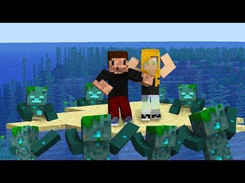 INWAZJA! - Minecraft SURVI 1.13 | AGU i ZIO