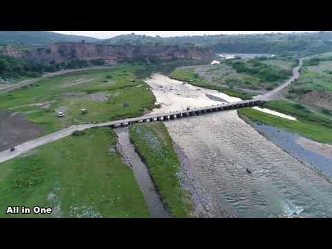 attock haro chota pul   With drone footage HD