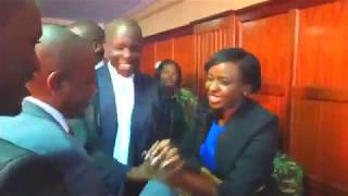 COURT Nairobi Live! : Jacky Maribe & Jowie Emotional Moments | Pulse Live EVENTS