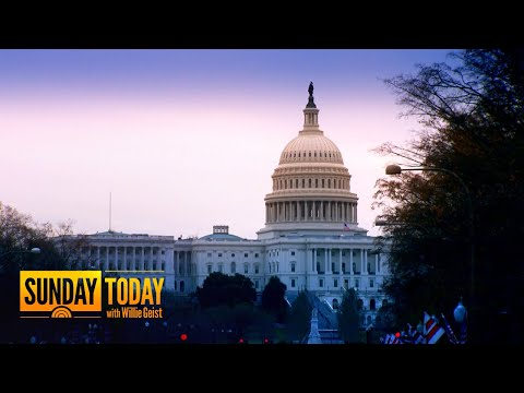 Congress Under Pressure To Reach A Deal As Shutdown Deadline Looms   Sunday TODAY