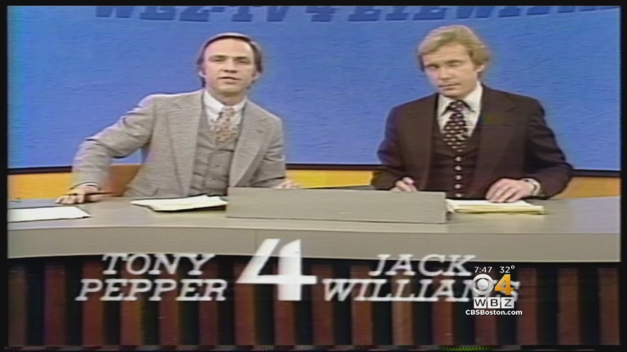 Legendary WBZ-TV Newsman Tony Pepper Dies At Age 79
