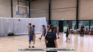 DBV Charlottenburg - Sverresborg Hoops - Copenhagen Invitational 2018 - Boys 04