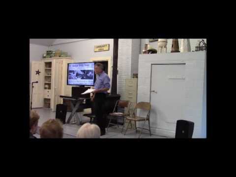 June19, 2017 Meeting of Surry (Maine) Historical Society